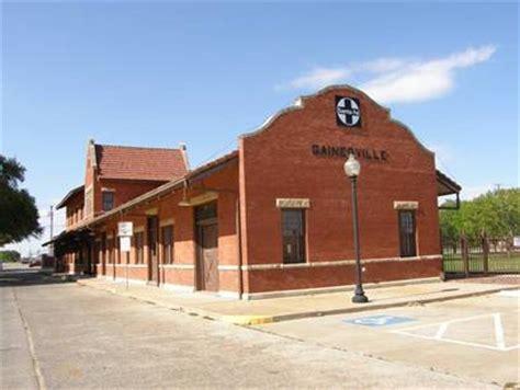 gainesville santa fe passenger depot