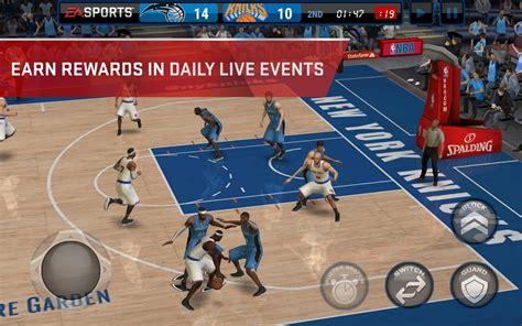 nba live apk nba live mobile apk v1 2 6 for android apklevel