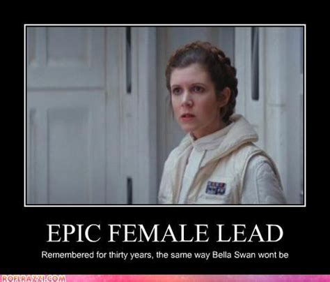 Princess Leia Meme - a plea to the writers of the new star wars movies