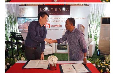 travelio property management kelola penyewaan unit