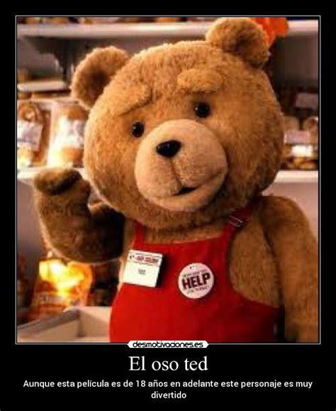 imagenes groseras del oso ted el oso ted desmotivaciones