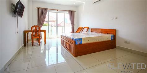 1 bedroom efficiency for rent russian market studio apartment for rent in phsar derm