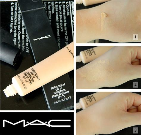 beautyful ambition review mac studio sculpt foundation