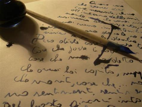 lettere antiche lettere dal di fuori le urla dal silenzio