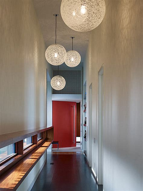 Hallway Pendant Light Back To Hallway Decorating Ideas That Sparkle With Modern Style