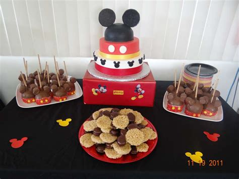 mickey mouse baby shower decorations mickey mouse baby shower ideas photo 1 of 29