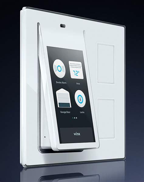 wink compatible light switch tech at werd com