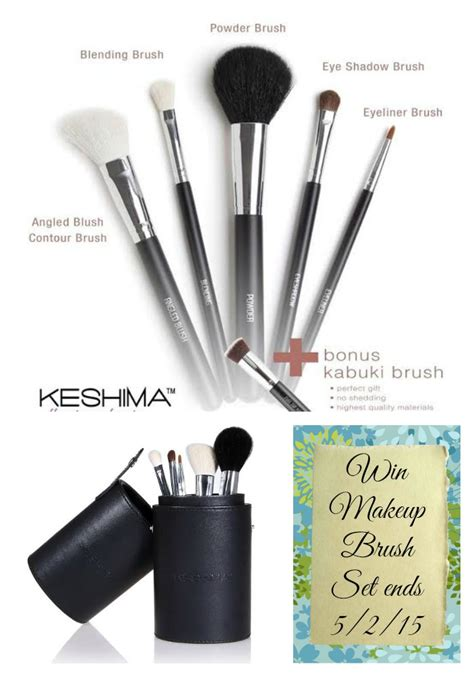 Makeup Brush Giveaway - makeup brush set giveaway angie s angle