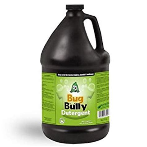 amazon com bed bug bully detergent 1 gallon home improvement