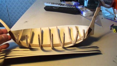 How To Make A Viking Longship Out Of Paper - viking ship update 1