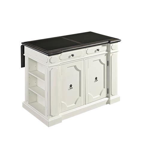 home styles nantucket white kitchen island with granite home styles nantucket maple kitchen island with seating