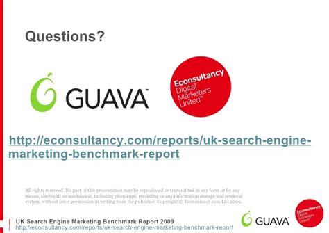 Uk Search Engine Uk Search Engine Benchmark Report 2009