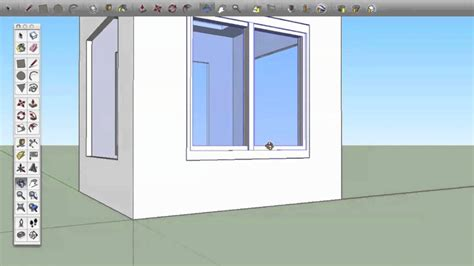 home design 3d how to add windows sketchup window install youtube