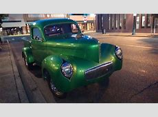 Old school 1941 Willys pick up custom truck for sale 2017 New Ford Lifted Trucks For Sale