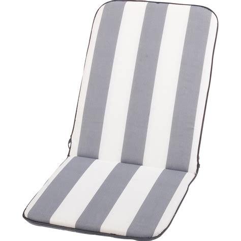 coussin chaise jardin coussins jardin