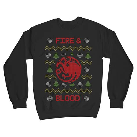 Sweater Baratheon Our Is Pury Of Thrones Kvhu house targaryen of thrones jumper sweater from something vicious