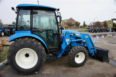 Recycled Ls used ls xr4046c tractor sold