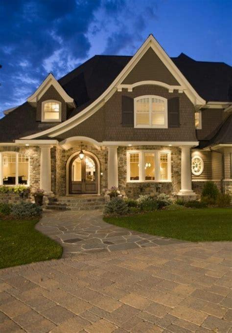 exterior house on pinterest exterior house colors dark tan gray paint cream trim black shutter w gray