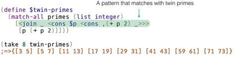 pattern matching program in python egison programming language with non linear pattern