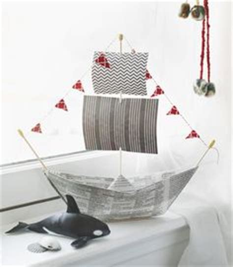 Handmade Paper Pirate Ship Folksy - how to make a submarine prop search vbs 2015