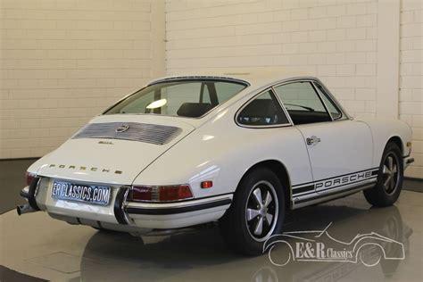 Porsche L porsche 911 l coupe blanc 1968 224 vendre 224 erclassics