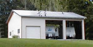 Garage For Rv Welcome To Ark Custom Buildings Inc Marysville Wa Garages