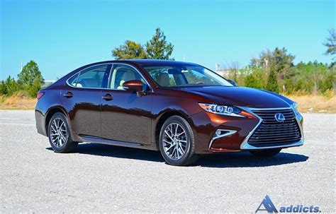 lexus es 2016 2016 lexus es 350 and supple entry level luxury