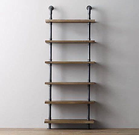 pin scaffali oltre 25 fantastiche idee su scaffale in stile industriale