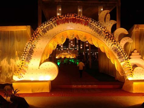 Wedding Gate by Services Wedding Gate Decoration In Offered By Royal