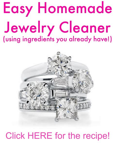 how do you make jewelry cleaner easy jewelry cleaner clutter