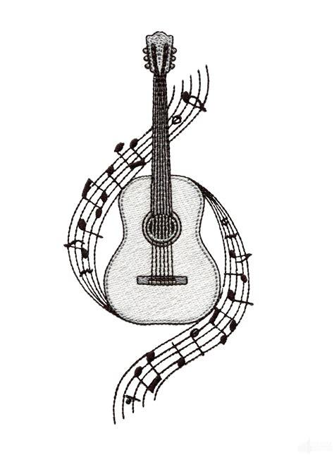 guitar pattern drawing awesome guitar drawings www pixshark com images