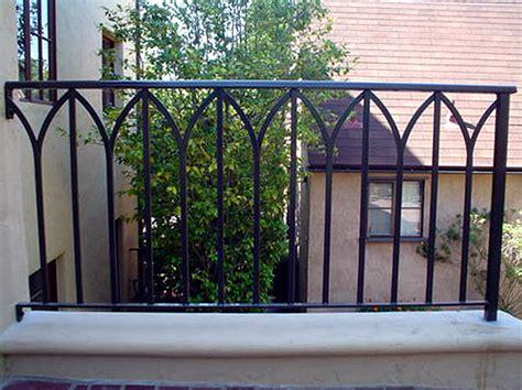 Balcony Garden staci southwick gothic railing