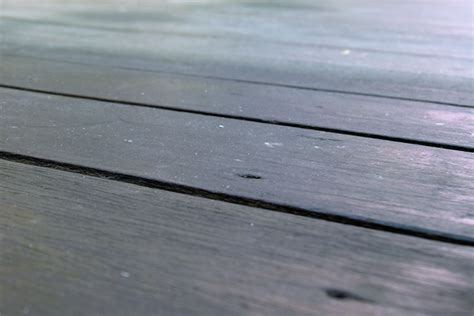 prevent slippery wood deck surfaces home guides