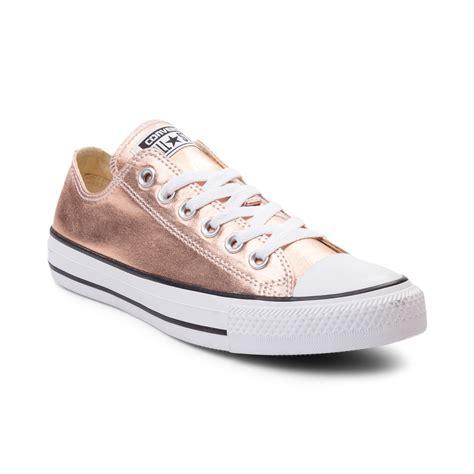 Converse Chuck converse chuck all lo metallic sneaker gold