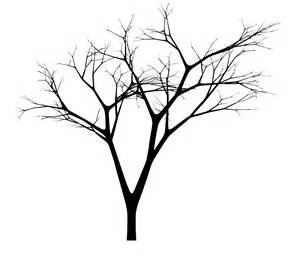 arboles secos siluetas png buscar con google tree