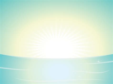 light color themes for ppt light sunshine design ppt backgrounds design nature
