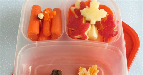Bento Of The Week Fall Leaves by Bento School Lunches Fall Bento With Pumpkin And Leaves