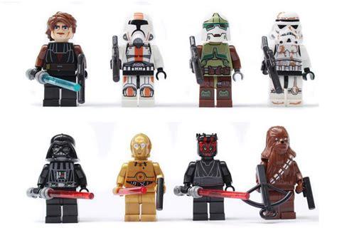 Block Lego Qsob Minifigure Wars 1 Set 6 Pcs Termurah Lego Wars Clone Wars Sets Reviews Shopping