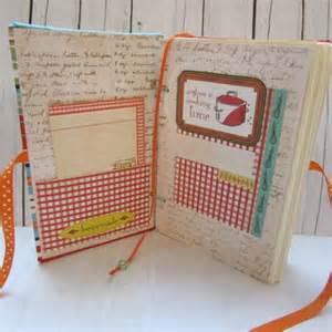 Handmade Cookbook Ideas - recipe ideas recipe book ideas