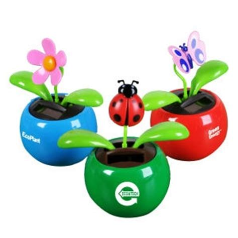 Bunga Goyang Motif Energy Solar Moving Plant Pot Murah 16 best images about solar toys on dogs toys and solar