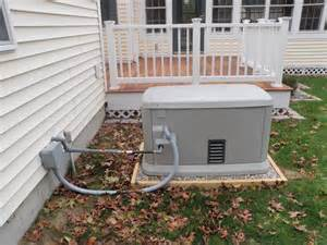 whole home generator rca electrical contractors inc cape cod ma generac