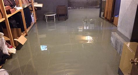 causes of water in basement everdry waterproofing atlanta