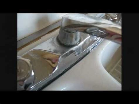 youtube replace kitchen faucet replace a kitchen faucet video for women youtube