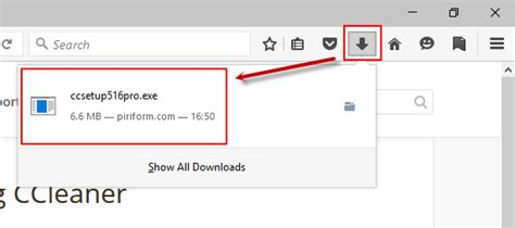 ccleaner update popup how do i download ccleaner piriform support