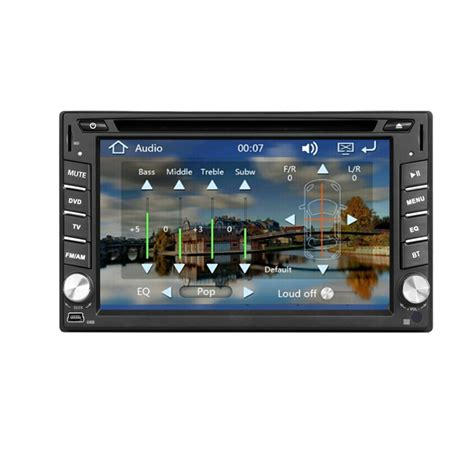 Tv Mobil Indash aliexpress buy 6 2 quot din in dash car dvd player gps navigation unit with radio
