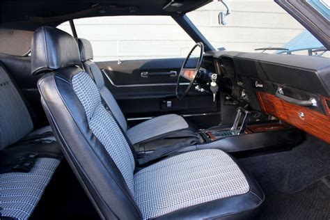 1969 camaro ss interior 1969 chevrolet camaro ss 188964