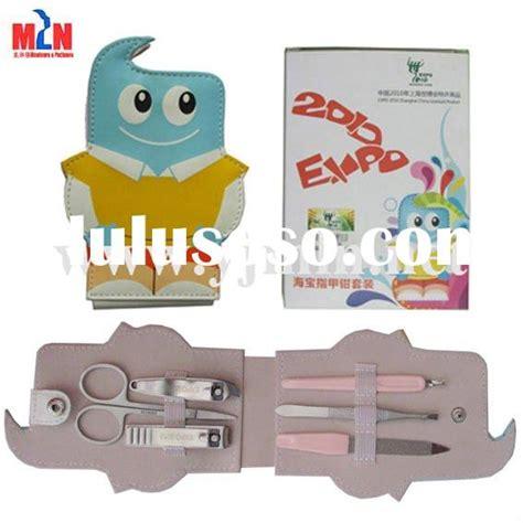 Dar Expo Minicure Set ms 11323 manicure set pedicure set nail care tools 4 pcs set sandal pvc zipper pouch for