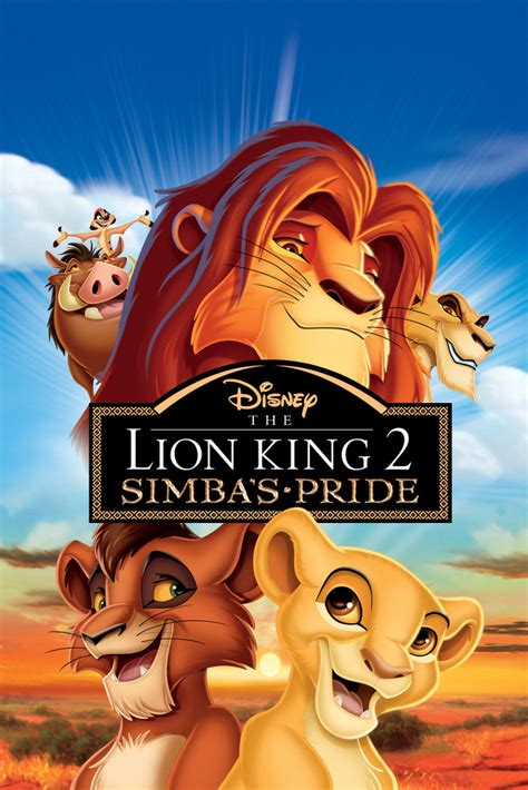 film the lion king 2 the lion king 2 simba s pride 1998 hollywood movie