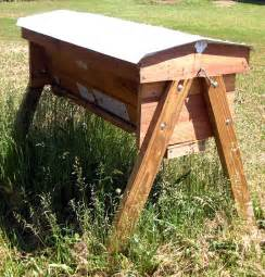 Beekeeping Top Bar Hive by Honey Bit Of Earth Farm