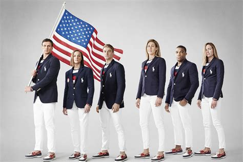 Ralph Olympic Collection For Usa Olympics Team by Best Of The Olympic Uniforms For 2016